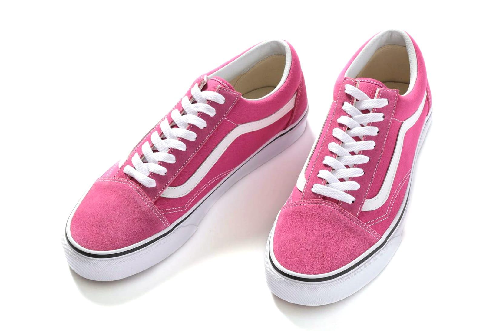 Vans Old Skool Very Berry Is Bubblegum