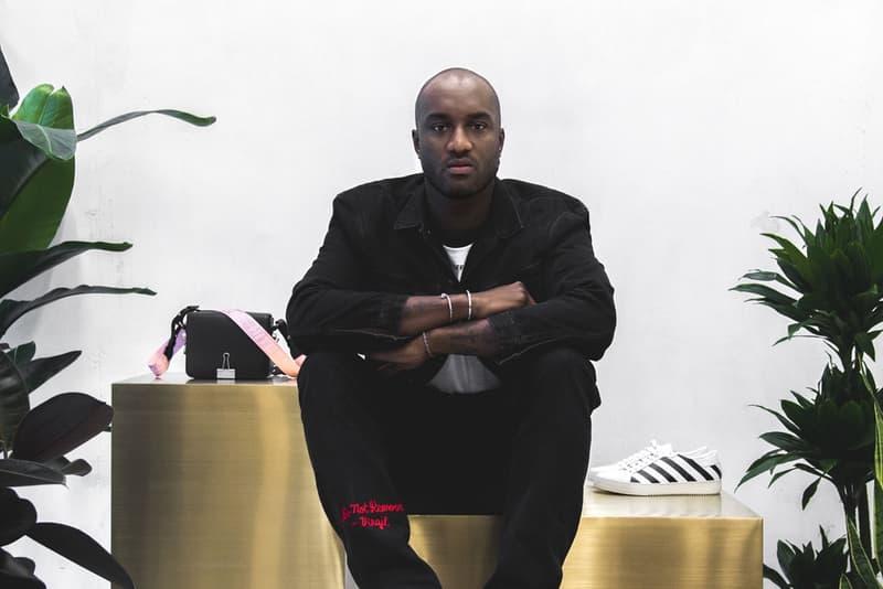 Virgil Abloh Off White Retrospective Museum of Contemporary Art 2019 Chicago