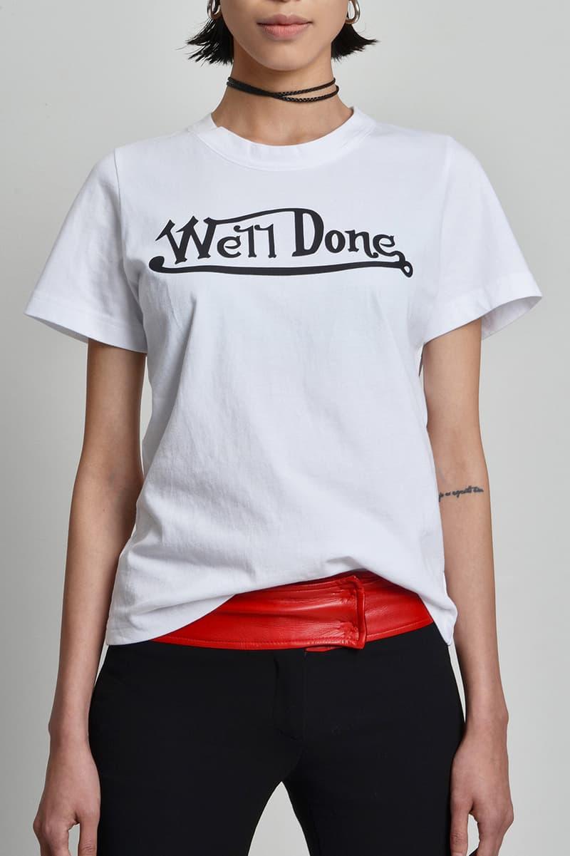 We11Done Second Collection Paris Hilton Von Dutch