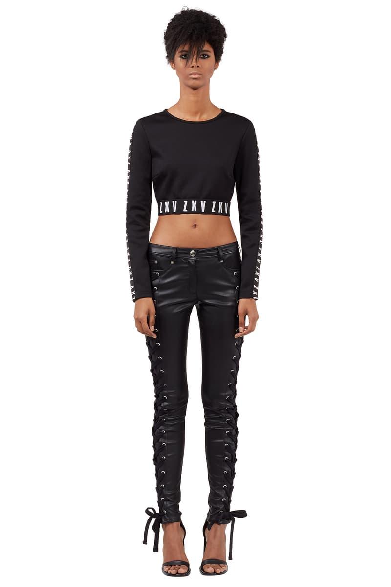 Zayn Malik Versus Versace Collaboration Collection 2017 June Lookbook