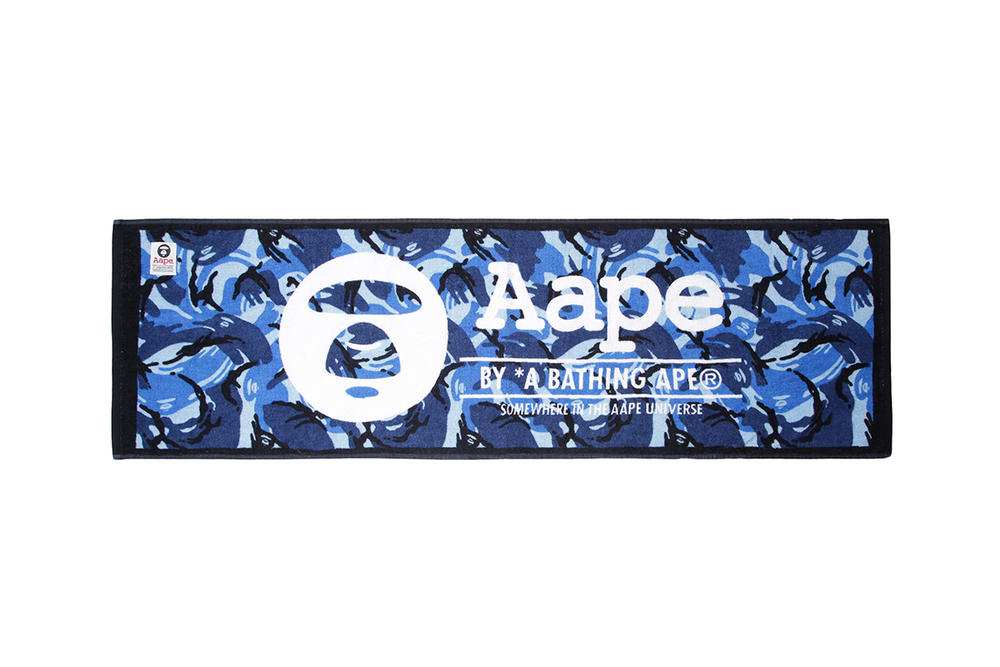 AAPE BAPE A Bathing Ape 2017 Summer Bag Capsule Collection Floatie Beach Ball Towel