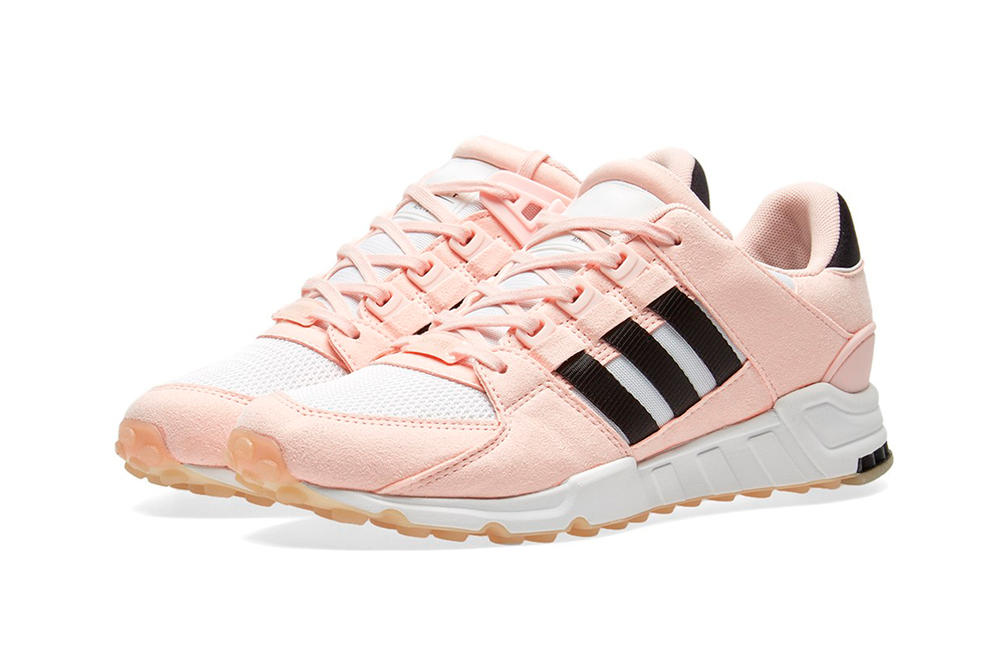 adidas originals eqt support rf icey pink pastel ladies womens sneaker