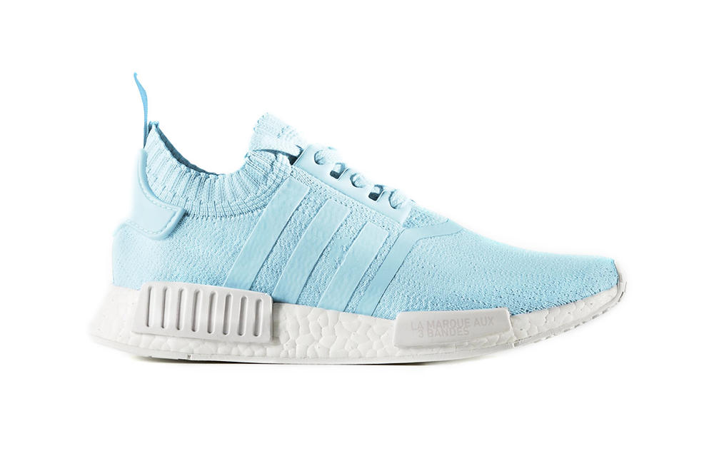 096e309ec30d2 adidas NMD R1 Primeknit France Returns in Blue