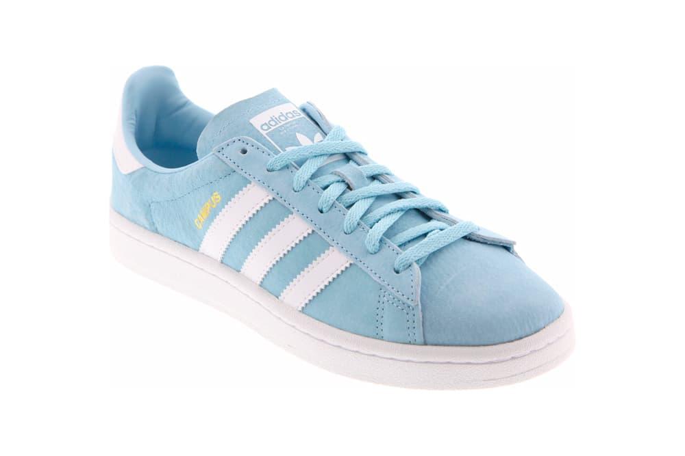 adidas Originals Campus Light Blue Pastel