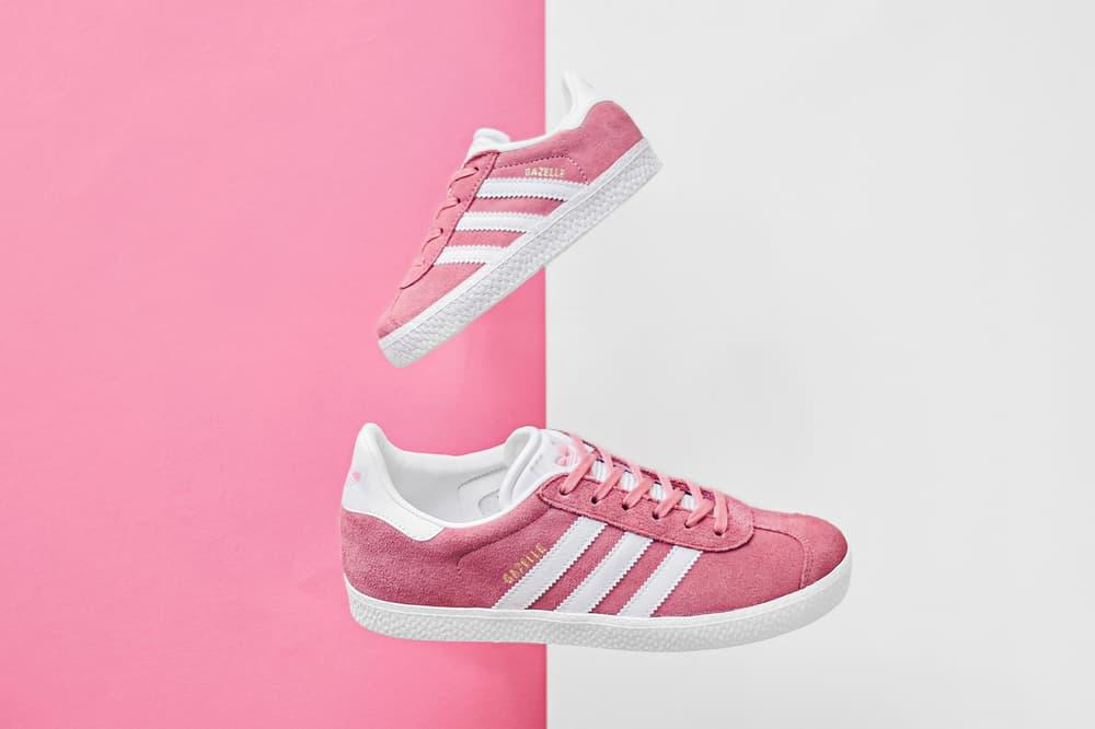 adidas Originals Gazelle Easy Pink