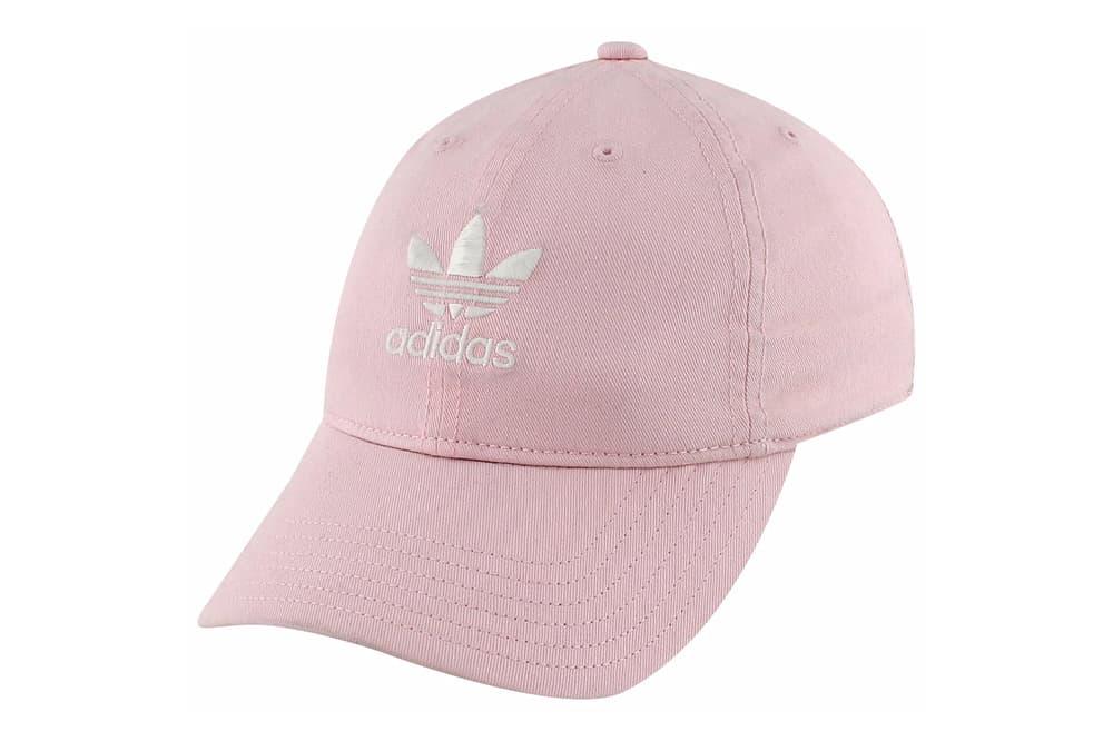 adidas Originals Strapback Hat Pink