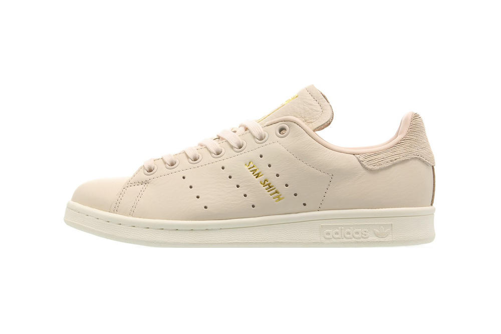 quality design 0431b d4a87 adidas Originals Stan Smith Pack in Linen | HYPEBAE