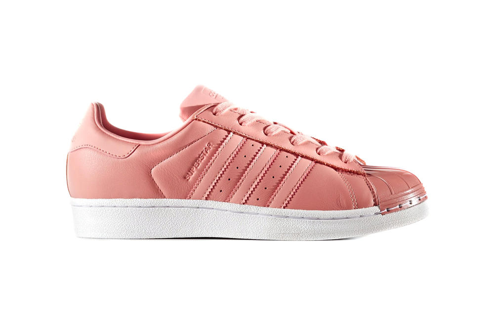 bbeb055919e adidas Originals  New Superstar 80s Is Just Rosy