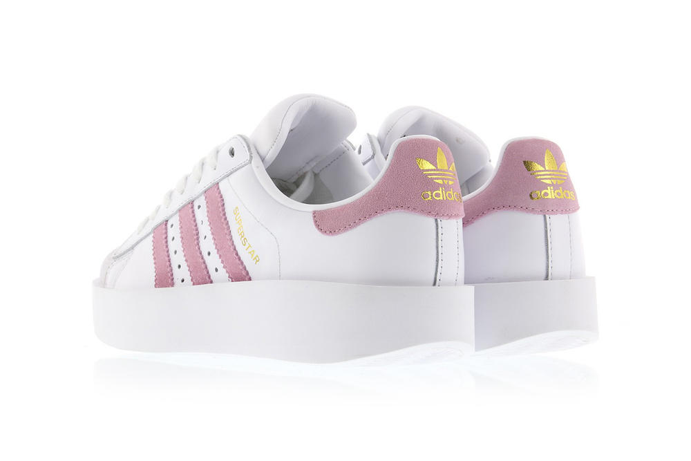 adidas Originals Superstar Bold Wonder Pink
