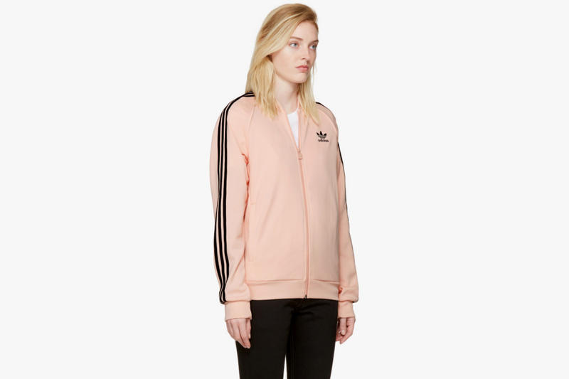 adidas Originals Superstar Track Jacket Pink