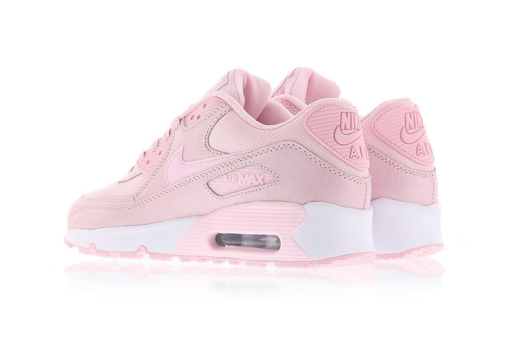 Nike Air Max 90 SE Mesh Prism Pink