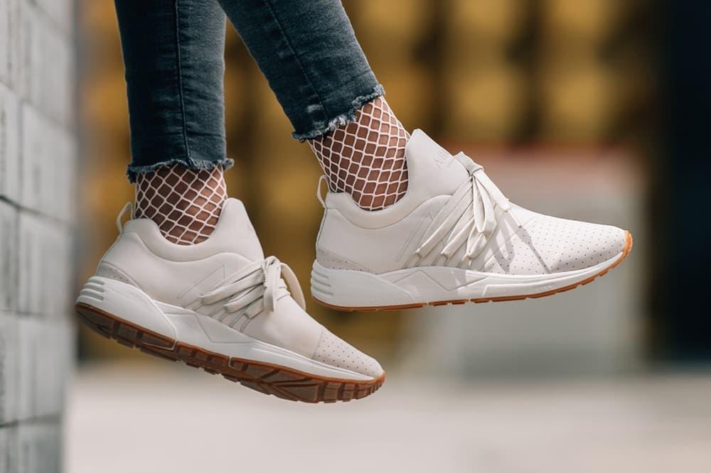ARKK Copenhagen Sneaker Lavender White
