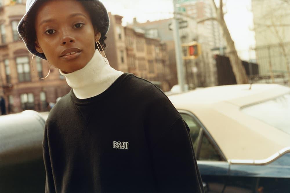 A$AP ASAP Ferg AGOLDE 2017 Fall Unisex Collection Denim Lookbook