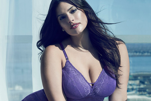 90f08778b7cb6a Ashley Graham s New Lingerie Collection Is Designed for Women of All Sizes