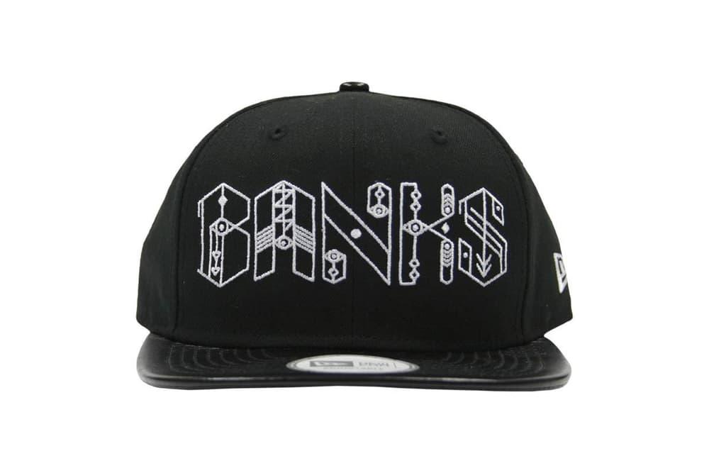 BANKS Fan Merch The Altar 2017 Summer
