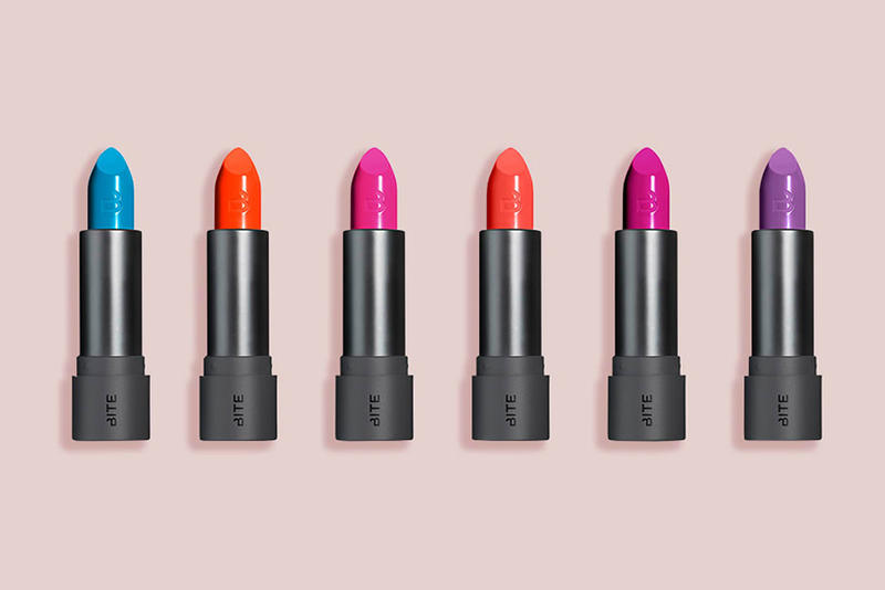 BITE Beauty Nearly Neons Amuse Bouche Lipstick Collection Sephora Canada