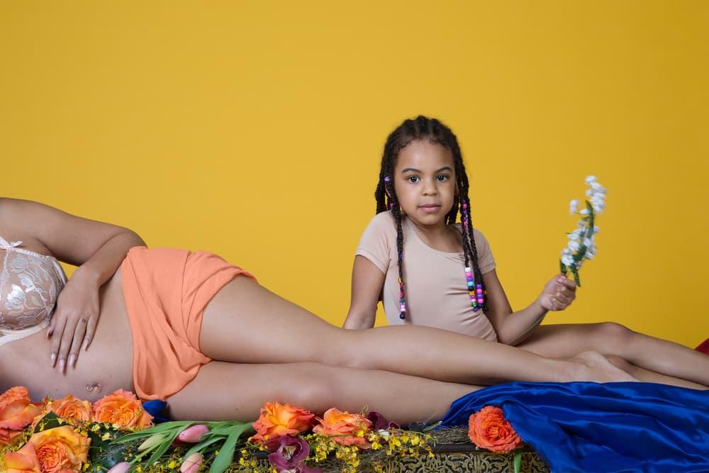 Blue Ivy Jay Z Beyonce