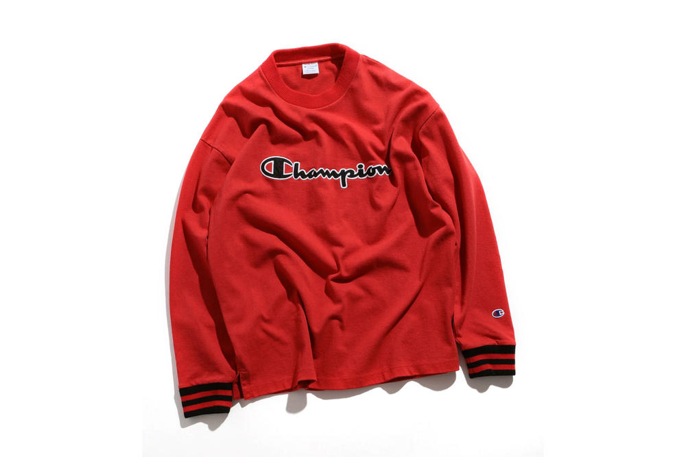 Champion Beauty & Youth Long Sleeve Jersey