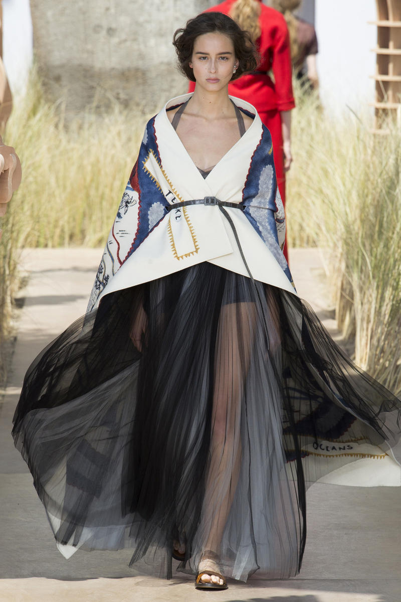 christian dior 2017 fall couture runway maria grazia chiuri