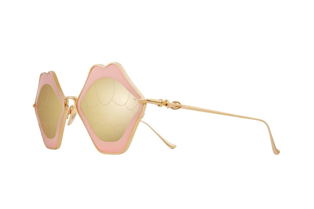7de826c0fc8 Chrome Hearts Debuts New Chomper Sunglasses
