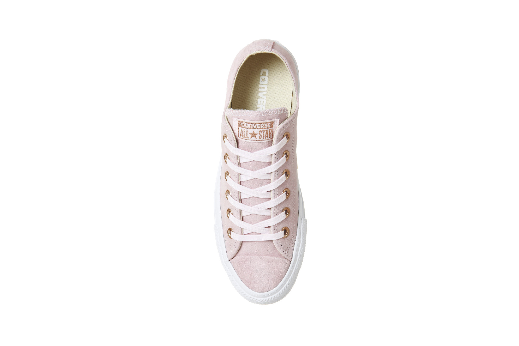 Converse Chuck Taylor Is Blushing With