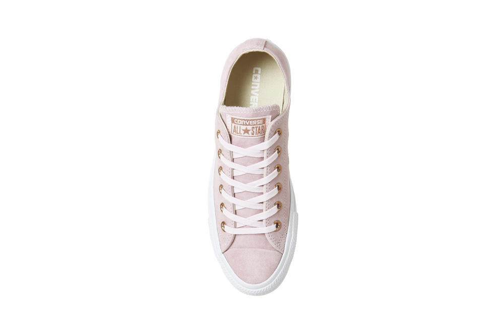 Converse Chuck Taylor All Star Pink Rose Gold