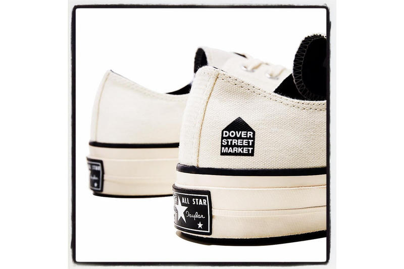 DSM Dover Street Market Singapore Chuck Taylor Converse All Star 70 Collab collaboration