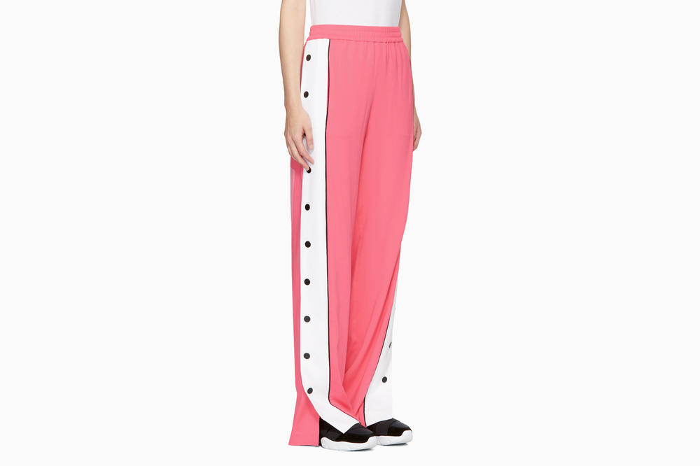 Emilio Pucci Track Pants Pink
