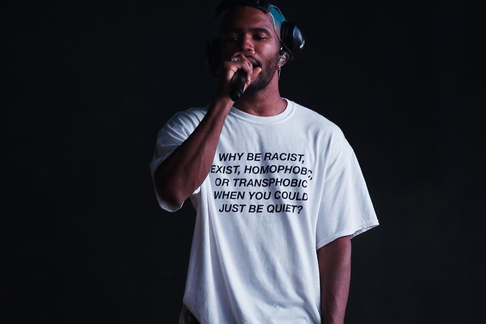 Frank Ocean Panorama T Shirt