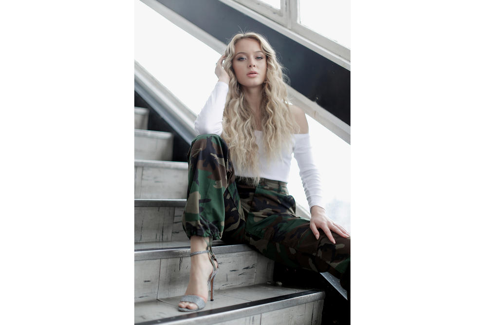 HYPEBAE Zara Larsson swedish pop star exclusive interview