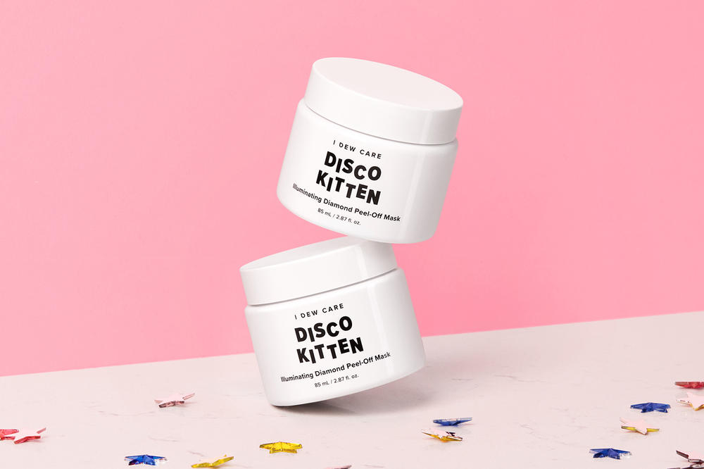 I Dew Care Disco Kitty Diamond Peel Off Mask