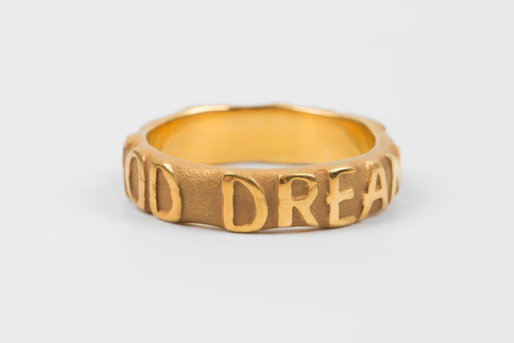 Kanye West x Jacob & Co YEEZY Jewelry God Dream Ring