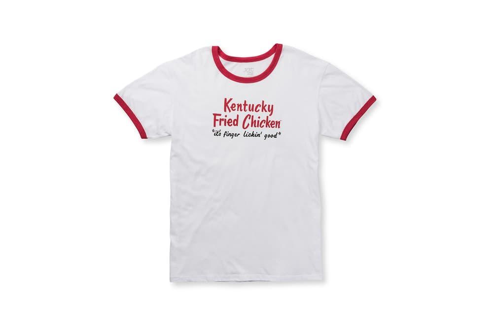 KFC T-Shirts Sweater Necklace Pin