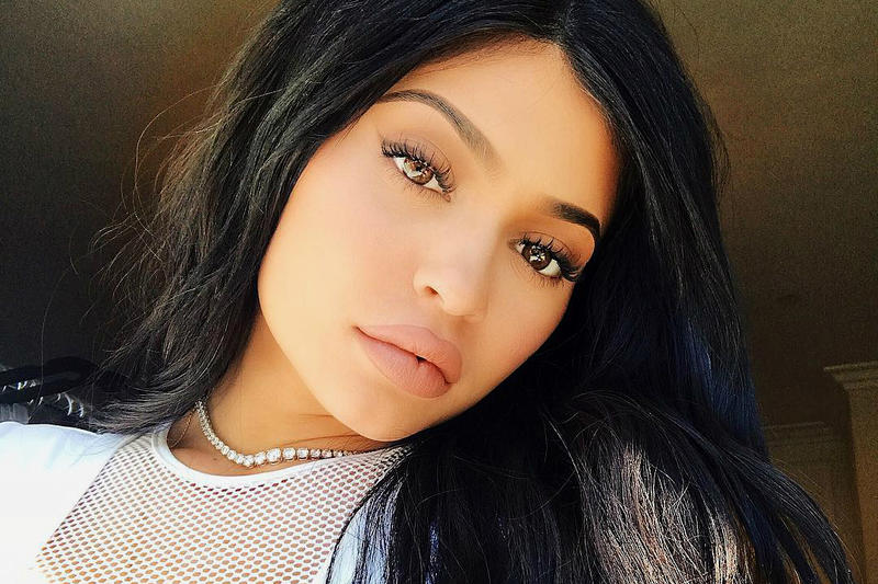 Kylie Jenner 20 Birthday Makeup Cosmetics Collection Pink