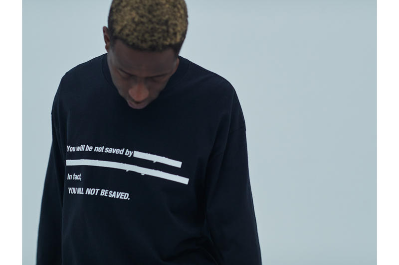 MAGIC STICK fall winter 2017 lookbook collection the silence of the lambs Japanese streetwear