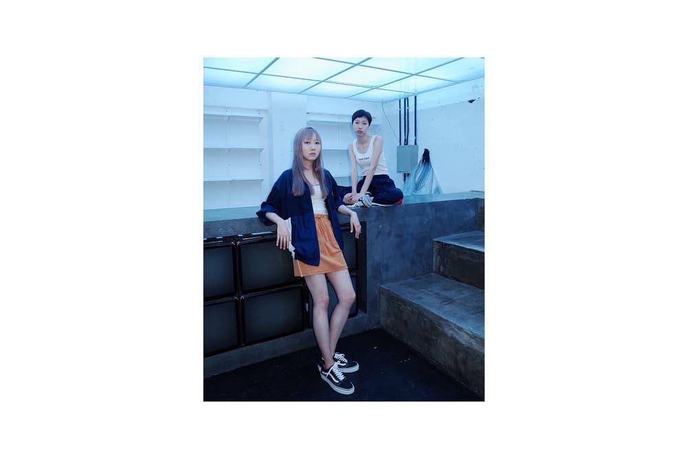 korean brand seoul streetwear mischief lookbook 2017 spring summer