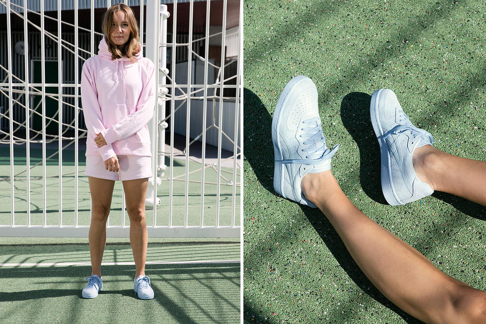 Onitsuka Tiger GSM NAKED 2017 Summer Editorial