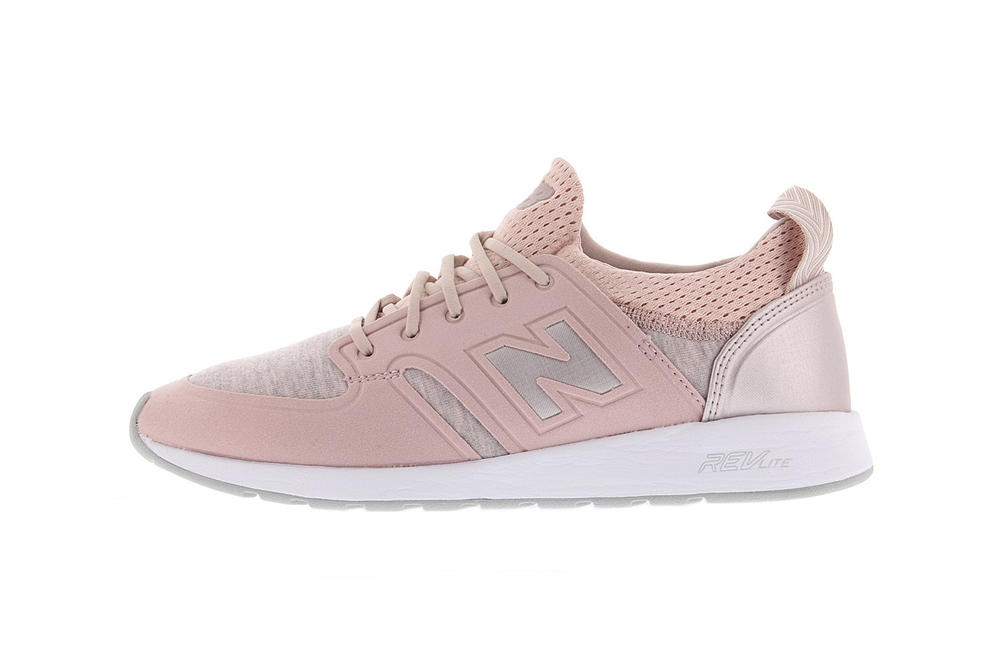 new balance 420 grey rose gold