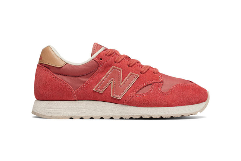 New Balance 520 Copper Rose Incense Cyclone Black