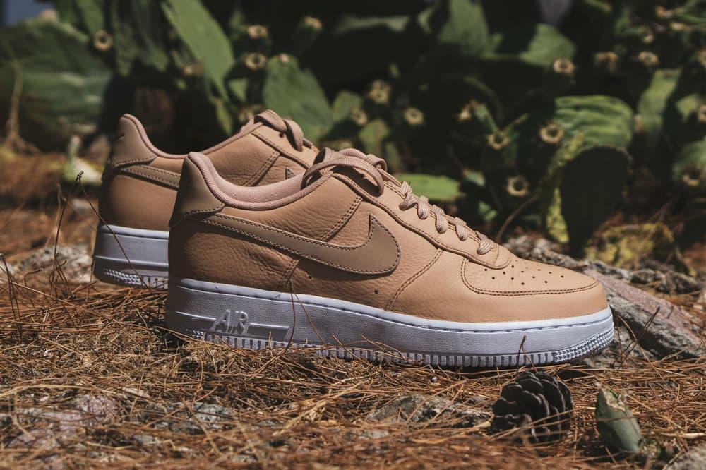 Nike Air Force 1 '07 Premium Vachetta Tan