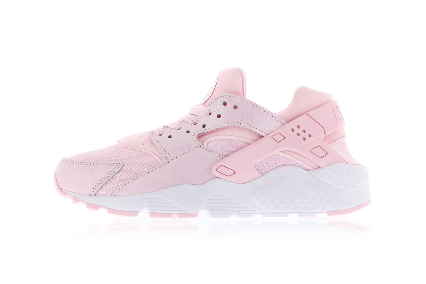 Nike Air Huarache Run Goes Prism Pink
