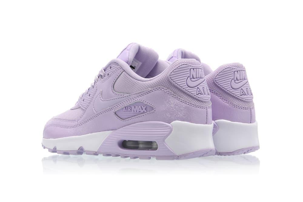 Nike Air Max 90 SE Mesh Violet Mist
