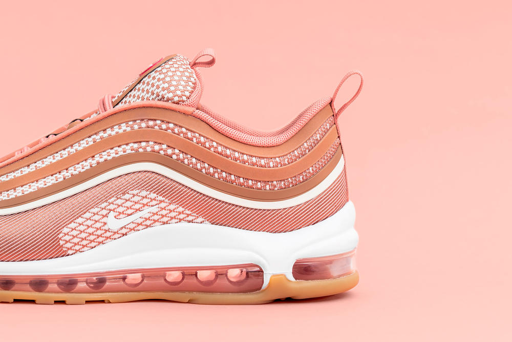 4ee6eb7265 A Closer Look at the Pink Nike Air Max 97 Ultra | HYPEBAE