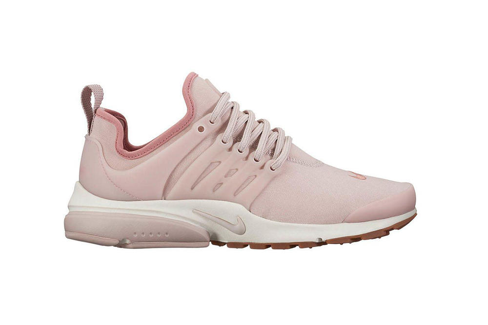 outlet store 4f313 93c58 Nike Air Presto Premium Silt Red Pastel Pink Millennial