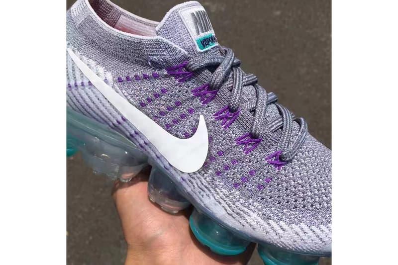 Nike tease drop first look air vapormax grape