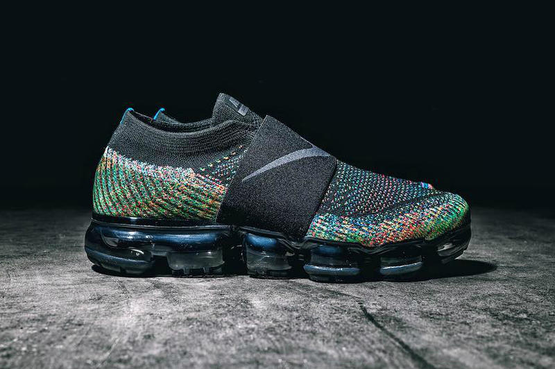 Nike Air VaporMax Laceless Multicolor