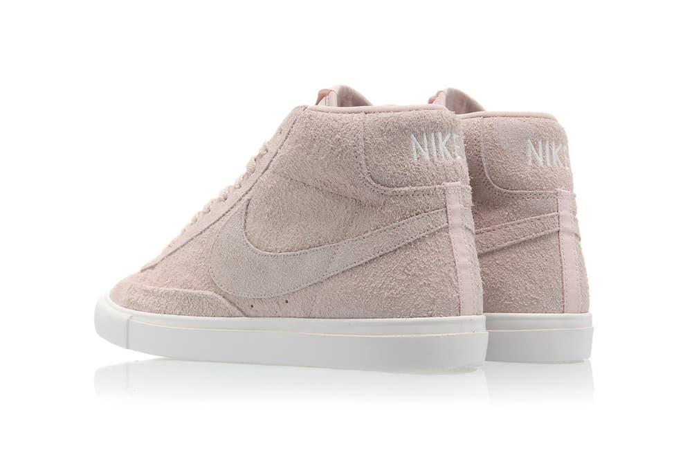 Nike Blazer Mid Silt Red