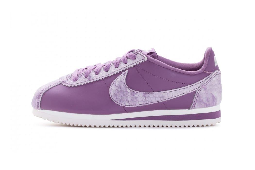 Nike Classic Cortez Premium in Violet