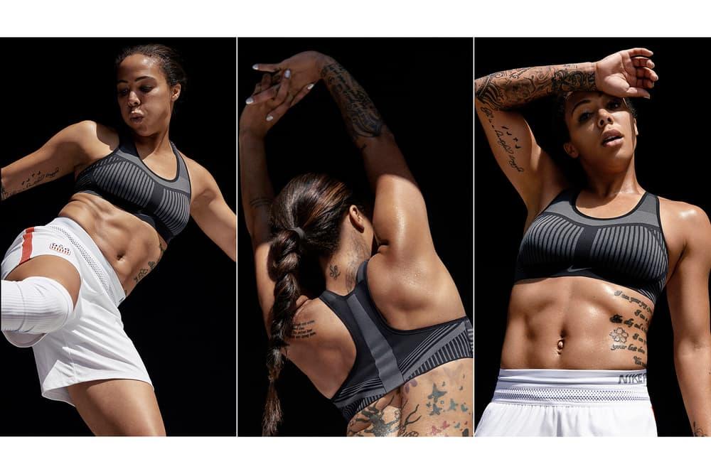 Nike Flyknit Sports Bra FE/NOM