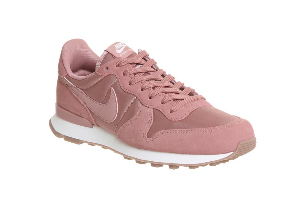 Nike Internationalist Red Stardust Pink Rose White